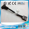 adapter usb 3.0 to usb 2.0 (20 pin male to 10 pin female)
