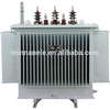 800KVA oil immersed transformers 20kv to 0.4kv three phase isolation transformer