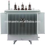 800KVA oil immersed transformers 20kv to 0.4kv three phase isolation transformer