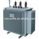 400KVA oil immersed transformers 20kv to 0.4kv three phase isolation transformer