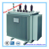 High Voltage Oil Immersed Power Transformer 1500kva