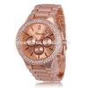 GE0741 metal fashion rhinestone watch