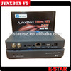 Jynxbox V6 jynxbox V6 ultra hd with wifi and JB200 jynxbox ultra hd v6 fan satellite tv receiver