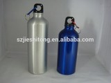 Customized various capacity aluminium drinking bottle,aluminium sport water bottle
