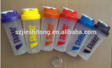 BPA free protein shakers wholesale,blend bottles,proetin shaker bottles
