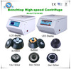 Table top medical lab centrifuge high speed tubular centrifugal machine for blood cheap and high qualilty TG18-WS for laboratory