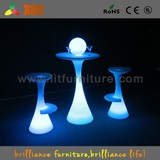 Shenzhen LED Bar Chair With 16 Colors And Huge Capatity Battery