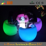 Shenzhen Multicolor High Light Transmission Luminous Chairs