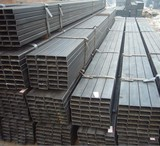 Hot rolled square hollow section steel square tube low carbon steel pipe
