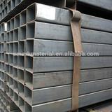 Welded steel steel square pipe rectangular steel tube