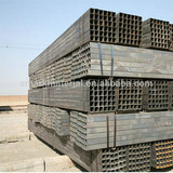 Hot rolled square steel pipe mild steel