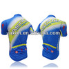 Polyester Custom Jerseys for Cycling