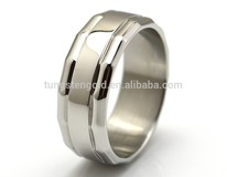 New Style Men's 316L Stainless Steel Ring