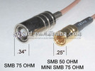 China SMA connector 3.5mm,RF Coaxial cable Manufacturer