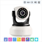h 264 p2p 720P hd two-way voice 360 degree rotation wireless hidden camera for survillance