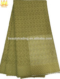 New design african fabric dry cotton lace for clothing