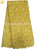 african gold french high quality new net lace for party BL3015