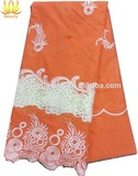 2014 African Swiss Voile Lace Fabric,100% best quality Cotton Lace