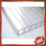 20mm four wall polycarbonate sheet
