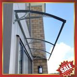 Awning,canopy with aluminium bracket