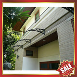 polycarbonate awning/canopy