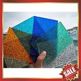 Diamond/Embossed Polycarbonate Sheet