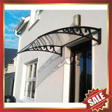 polycarbonate awning/canopy for door and window,excellent house product!
