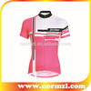 sublimation custom short sleeve cycling jersey
