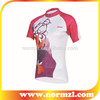 coolmax sublimation short sleeve cycling jersey