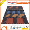 Classical: Stone coated metal roof tile - double colors
