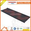 Shingle: Stone coated metal roof tile - double colors