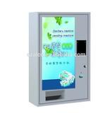 Tissue Vending Machine with display window