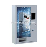 Wall-mounted vending machine for Cigarettes