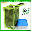 2014 High Quality Guangzhou manufacturer alibaba china supplier collapsible eva wine cooler bag