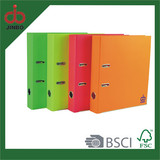 Neon A4 document holder file folder lever arch file