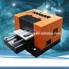 A3 Size 6 Color LED UV Flatbed Printer Mobile Phone Case Printer Cell Phone Cover Printer