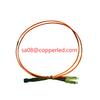 Multimode Duplex SC/PC-MTRJ/PC Fiber Optic Patch Cord