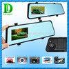 "GPS Dual Camera Car Dvr With 4.3"" Screen + Parking Sensor"