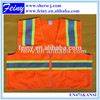red polyester safety vest,reflective safety vest motorcycle
