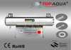 660W stainless steel UV sterilizer