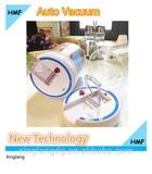 high fashion vacuum plastic container airless food jar
