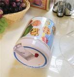 empty airless vacuum pump jar vacuum storage jar