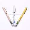 Elegant high quality 12K gold metal Fountain pens
