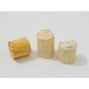 CL-C414W wooden grain disc top cap, plastic press top cap, cosmetic bottle cap, dispensing lids closures