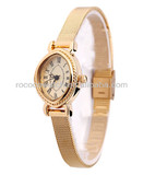 Rococo T1024 swiss sapphire crystal beautiful wrist watches best fashion lady watch