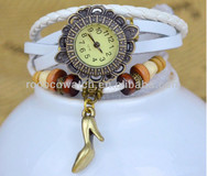 Rococo F1011 Butterfly Vintage Fashion Lady Watches Ladies