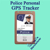 H91 ID card GPS tracker personal GPS tracker mini children gps tracker necklace gps