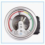 SF6 density barometer