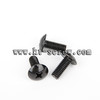 black head Height Adjustment Screw with square washer (with ISO card)
