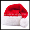 100% Polyester Felt Christmas Hat Santa hat Christmas Caps Santa Claus most fashionable new style